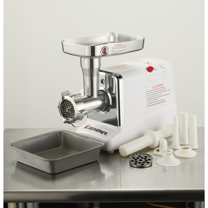 Kitchener 12 Electric Meat Grinder 1 2 Hp Electric