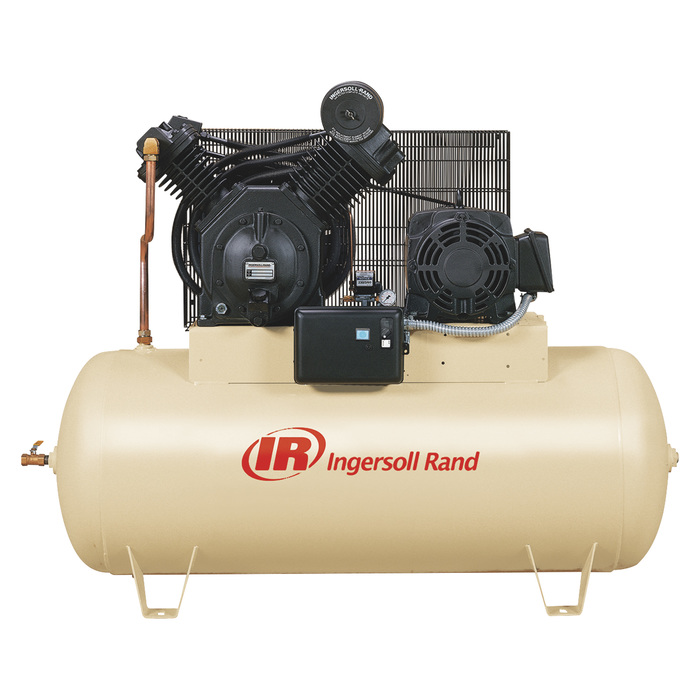 Free Shipping Ingersoll Rand Electric Stationary Air