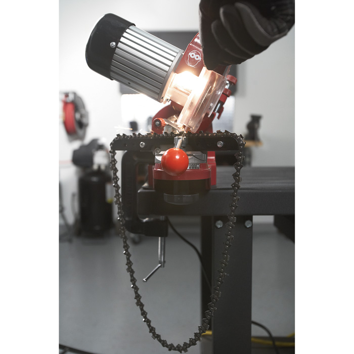 Product Northern Industrial Tools Bench Or Wall Mount Chain Grinder