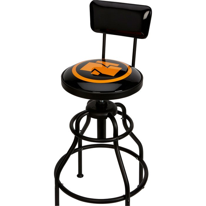 Northern Tool Equipment Adjustable Shop Stool With