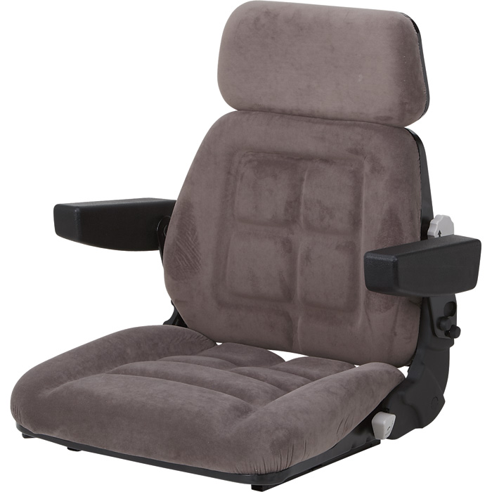 K And M Tractor Seats : K m replacement seat top for grammer msg tractor