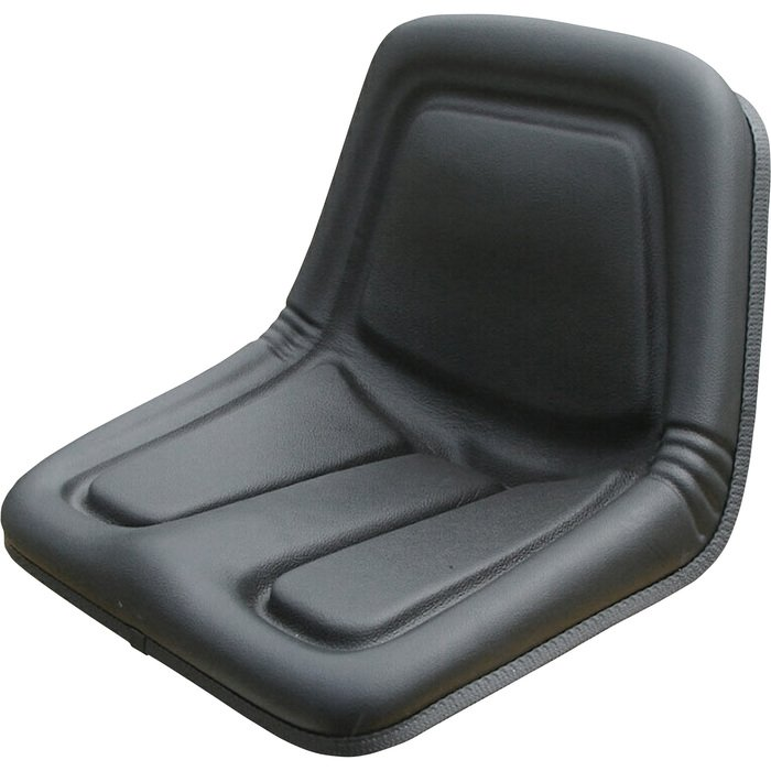 K And M Tractor Seats : K m cub cadet tractor seat — black model