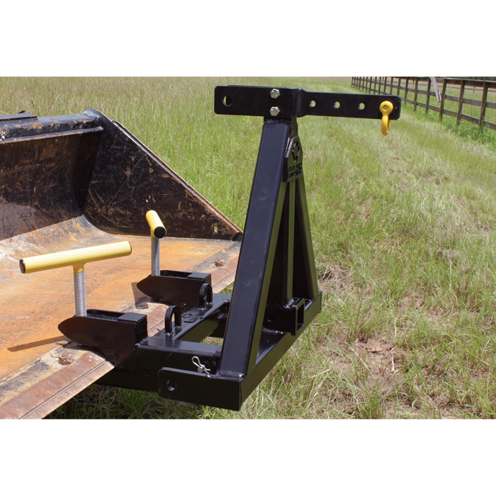 Three Log Load ~ Load quip pt hitch log skidder attachment point
