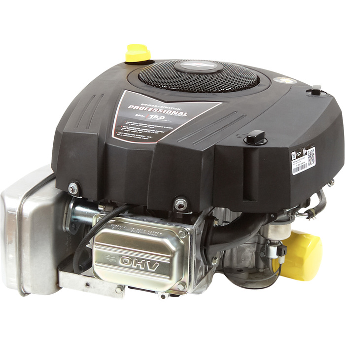Briggs  U0026 Stratton Intek Vertical Ohv Engine With Electric Start  U2014 540cc  1in  X 3 5  32in  Shaft