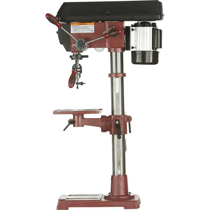 Northern Industrial Tools Benchtop Drill Press 16 Speeds