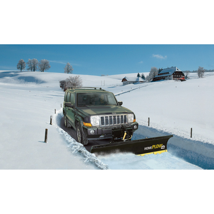 home plow by meyer snowplow auto angling 80in model 25000 northern tool equipment. Black Bedroom Furniture Sets. Home Design Ideas