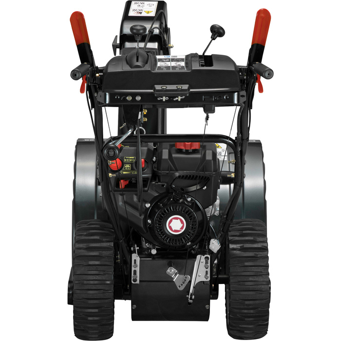 free shipping troy bilt 2 stage electric start snow. Black Bedroom Furniture Sets. Home Design Ideas
