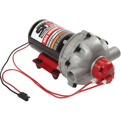 NorthStar NSQ Series 12V On-Demand Diaphragm Pump — 5.5 GPM @ 60 PSI