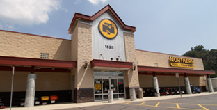northern tool store front